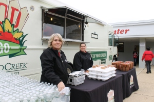 Wind Creek Food truck served lunch at the 2016 U-Count